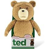 Sprechen Ted (bewegen mund) - Der Teddybär, der spricht - Official Movie Seth MacFarlane der TED - 40cm