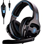 [2016 New Version Headset for PS4 PC]...