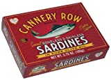 GOURMET Boneless & Skinless Sardines in Pure Olive Oil- 12 Pack (FREE SHIPPING!)