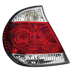 toyota camry tail light left driver side usa le xle 2005 2006 automotive. Black Bedroom Furniture Sets. Home Design Ideas