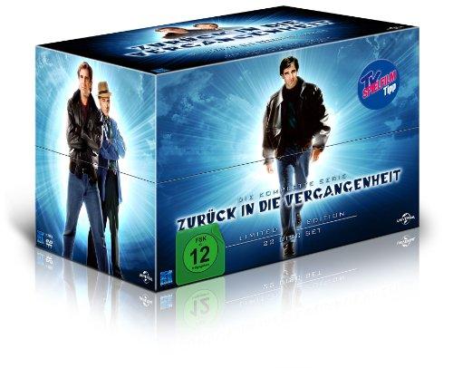 Zur�ck in die Vergangenheit (Die komplette Serie) [22 DVDs] [Limited Edition]
