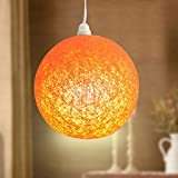 Hanging Lamp Shade - Pendant lamp - Orange