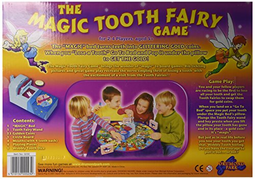 magic tooth fairy game no cards