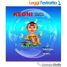 Keoni The Good Menehune (Keoni the Menehune Book 1) (English Edition)