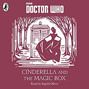Cinderella and the Magic Box Audiobook