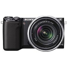 Sony NEX-5RKB Systemkamera, 16,1 MP