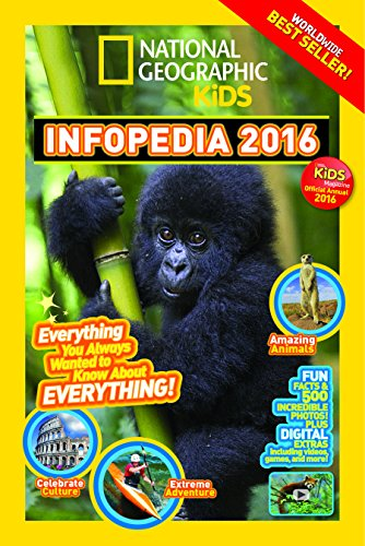 Infopedia 2016: Everything You Always Wanted to Know About Everything