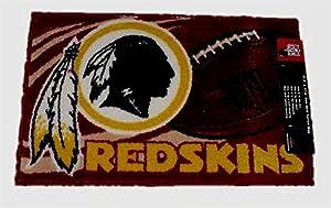 Washington Redskins Door Mat Rug Doormat NFL Licensed