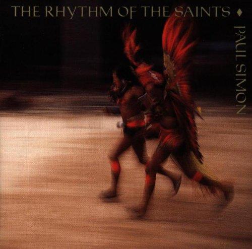 The Rhythm of the Saints artwork