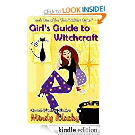 Girl's Guide to Witchcraft (Jane Madison Series)