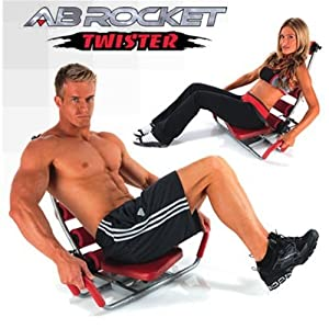Banco Abdominales AB Rocket Twister