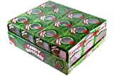 Edible Candy Shot Glasses Set of 12 Peppermint Flavored - Perfect Stocking Stuffer or Holiday Gift!