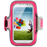 Belkin Slim-Fit Armband for Samsung Galaxy S4 / S IV (Pink)