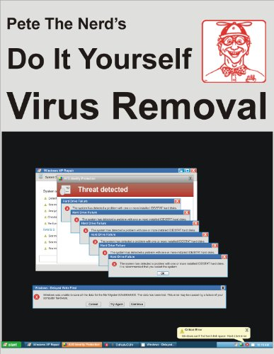 Pete The Nerds Do It Yourself Virus Removal