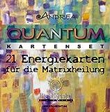 Quantum Kartenset - 21 Karten für die Matrixheilung: 21 Karten für die Matrixheilung eine Anleitung zur Arbeit mit den hochkarätigen Energieheilkarten