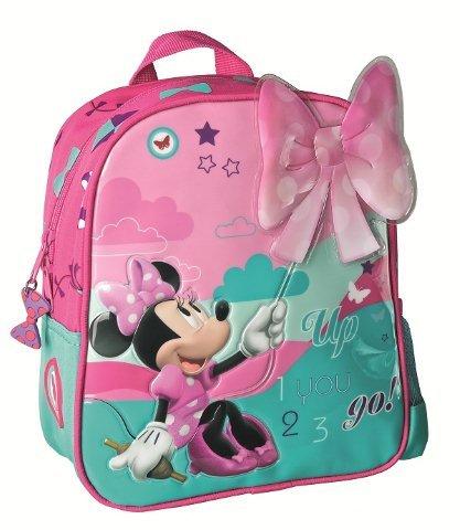 Zainetti Asilo Personalizzati.Disney Minnie Zaino Asilo Articoli Da Viaggio