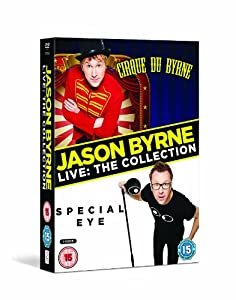 Jason Byrne - Live: The Collection [DVD]