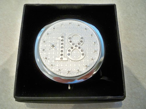 18th birthday Compact Mirror