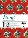Floral, Vol. 11 : Grandes feuilles de papier cadeau de haute qualité