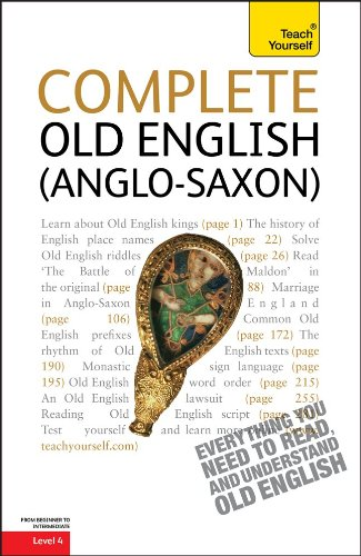 Complete Old English (Anglo-Saxon): A Teach Yourself Guide (Teach Yourself Language)