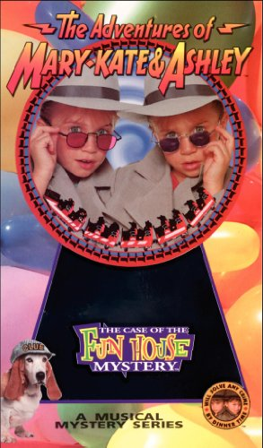 Adventures of Mary-Kate & Ashley: The Case of the Funhouse Mystery