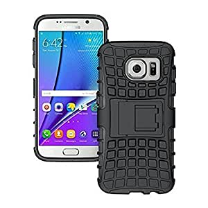Novo Style Dual Layer Kick Stand Hard Back Case For Samsung Galaxy S7 edge