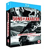 Sons of Anarchy - Season 1 to 3 [Blu-Ray]by Ron Perlman