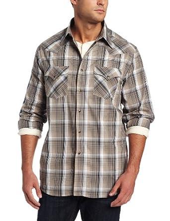 Low Price Pendleton Men's Long Sleeve Frontier Shirt