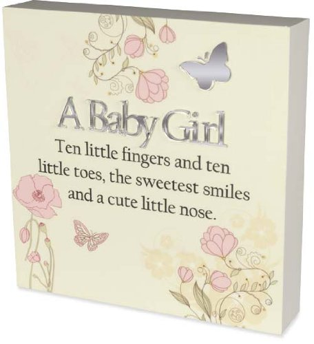 Congratulations For A Baby Girl front-766319