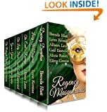 Regency Masquerades: A Limited Edition Boxed Set of Six Traditional Regency Romance Novels of Secrets and Disguises