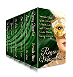 img - for Regency Masquerades: A Limited Edition Boxed Set of Six Traditional Regency Romance Novels of Secrets and Disguises book / textbook / text book