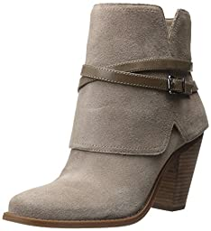 Jessica Simpson Women\'s Calven Boot, Slater Taupe, 7 M US