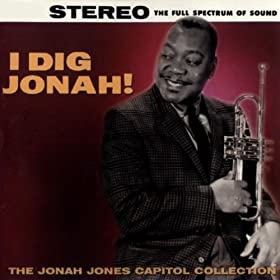 Featured recording I Dig Jonah: The Jonah Jones...