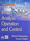 img - for Power System Analysis: Operation and Control book / textbook / text book