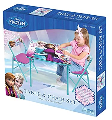 Frozen Activity Table Set by DisneyFrozen