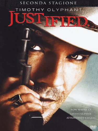 Justified Stagione 02 [3 DVDs] [IT Import]