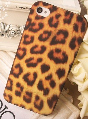 @theia NEW LEOPARD PRINT HARD CASE COVER BACK FOR APPLE IPHONE 5 5G Black Friday & Cyber Monday 2014