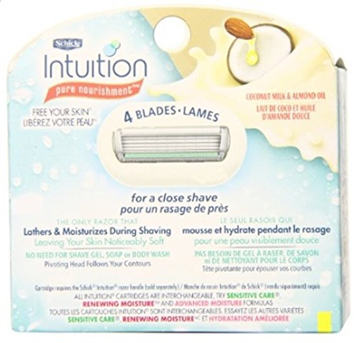 schick intuition coconut how to use