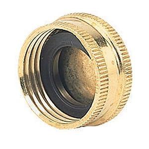 Gilmour Brass Hose Caps 05HCC