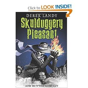 Skulduggery Pleasant 1-3