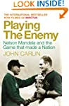 """Playing the Enemy (Filmed as """"Invictu..."""