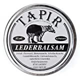 【タピール】TAPIR レーダー バルサム ブラック[100%天然素材・レザー ケア ワックス]85ml