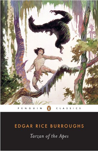 the description of characters in the novel tarzan of the apes by edgar rice burroughs Novel in 1914, tarzan of the apes is the first book in a long-standing pop culture franchise, and was written by edgar rice burroughs  description in the.