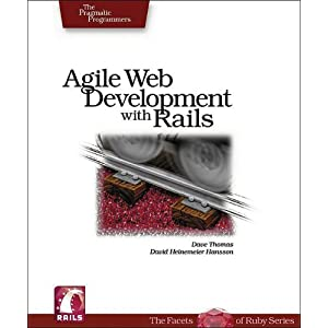 51lbXFwhFvL SL500 AA300  - Pragmatic | Agile Web development with Rails