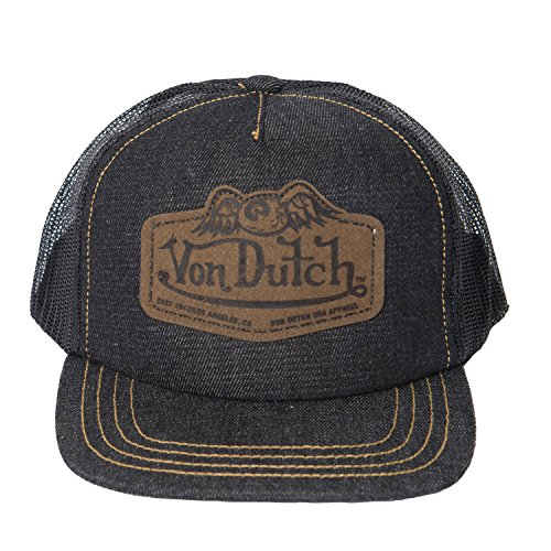 von-dutch-mens-leather-patch-trucker-hat-one-size