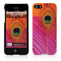 Agent18 SlimShield Limited Hard Case for iPhone 5 - Peacock