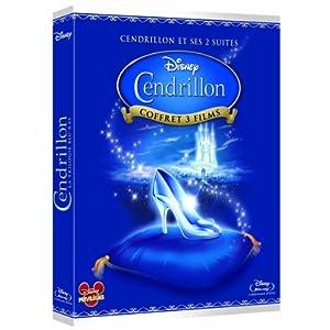 Cendrillon + Cendrillon 2 - Une vie de princesse + Le sortilège de Cendril