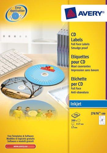 cd label template uk