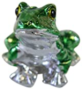 Ganz Decorative Frog Figurine - Tiny Ganz Zoo Animal Figurine