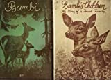img - for Bambi / Bambi's Children book / textbook / text book